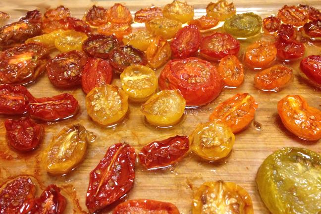 Baked Tomatos